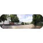 Schulhof Panorama